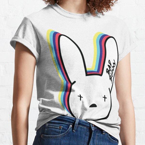 Bad Bunny Logo Camiseta clásica