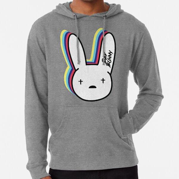 Bad Bunny Logo Lightweight Hoodie