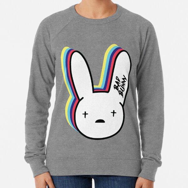 Bad Bunny Logo Lightweight Sweatshirt