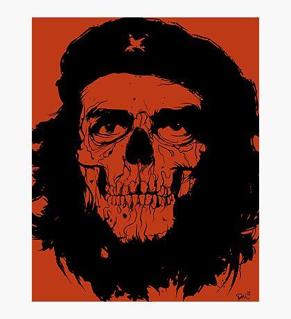 Revolución de la Muerte Photographic Print