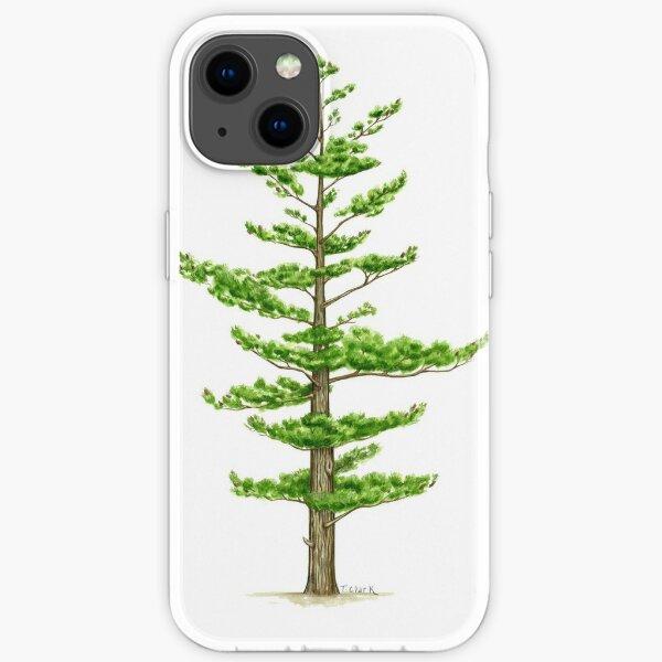 White Pine (Pinus strobus) iPhone Soft Case