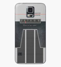 Transistor Radio - 60's Slots Case/Skin for Samsung Galaxy