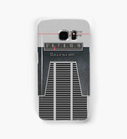 Transistor Radio - 60's Slots Samsung Galaxy Case/Skin