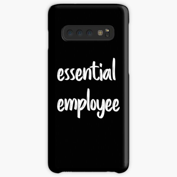 Essential Essential Employee Essential Worker Employee ...