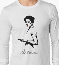 The Woman Long Sleeve T-Shirt