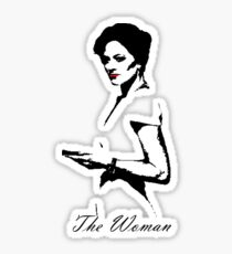 The Woman Sticker