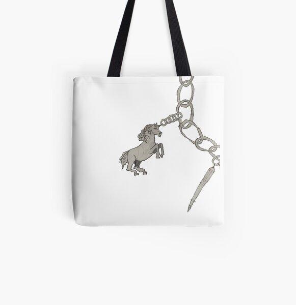 Charm Bracelet  All Over Print Tote Bag
