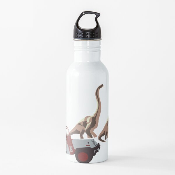 They Do Travel in Herds Water Bottle