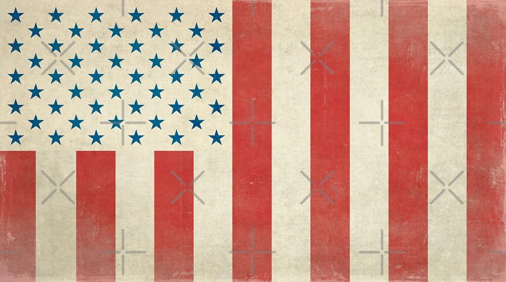 American Civilian Flag of Peace by LibertyManiacs
