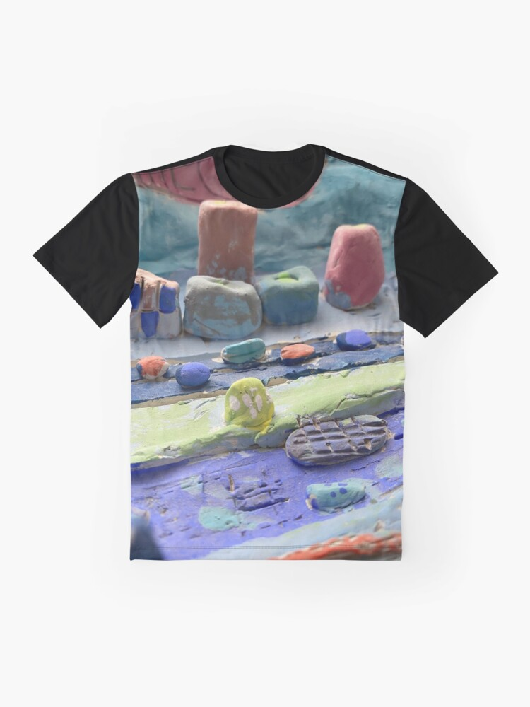 Alternate view of Micro City Graphic T-Shirt