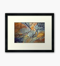 Discovering our Planet Framed Print