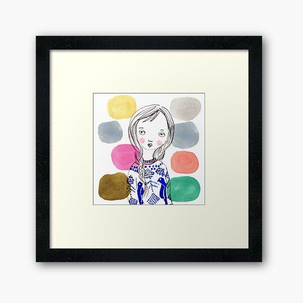 Juliet Gelato Framed Art Print