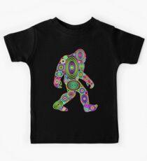 Colorful Bigfoot Kids Clothes