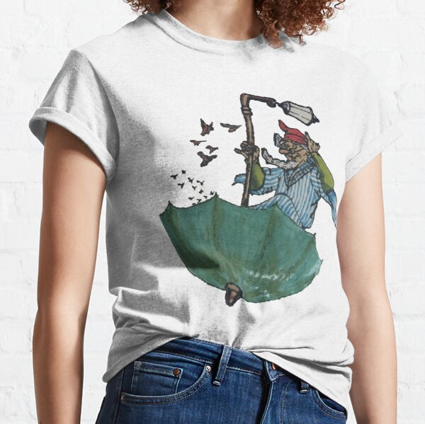 The Sage of Um (keeper of the last herd of unicorns) Classic T-Shirt