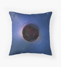 Little Planet Lovejoy Throw Pillow
