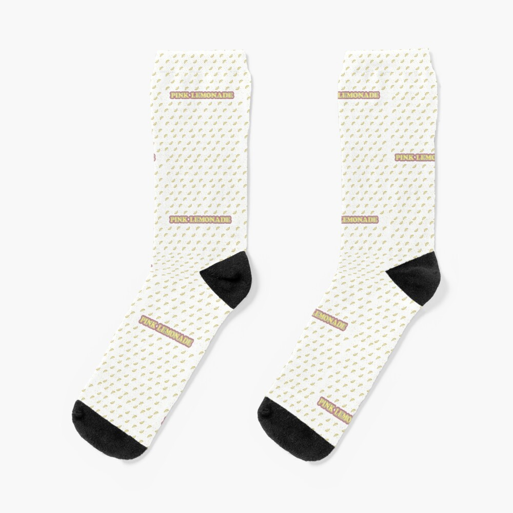 Lemonade Socks