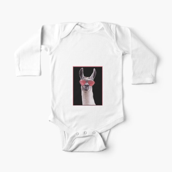 TooLoud Tropical Skyline Baby Romper Bodysuit