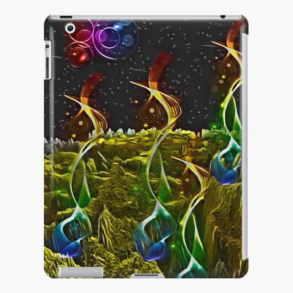 Bafflaxerdo iPad Snap Case