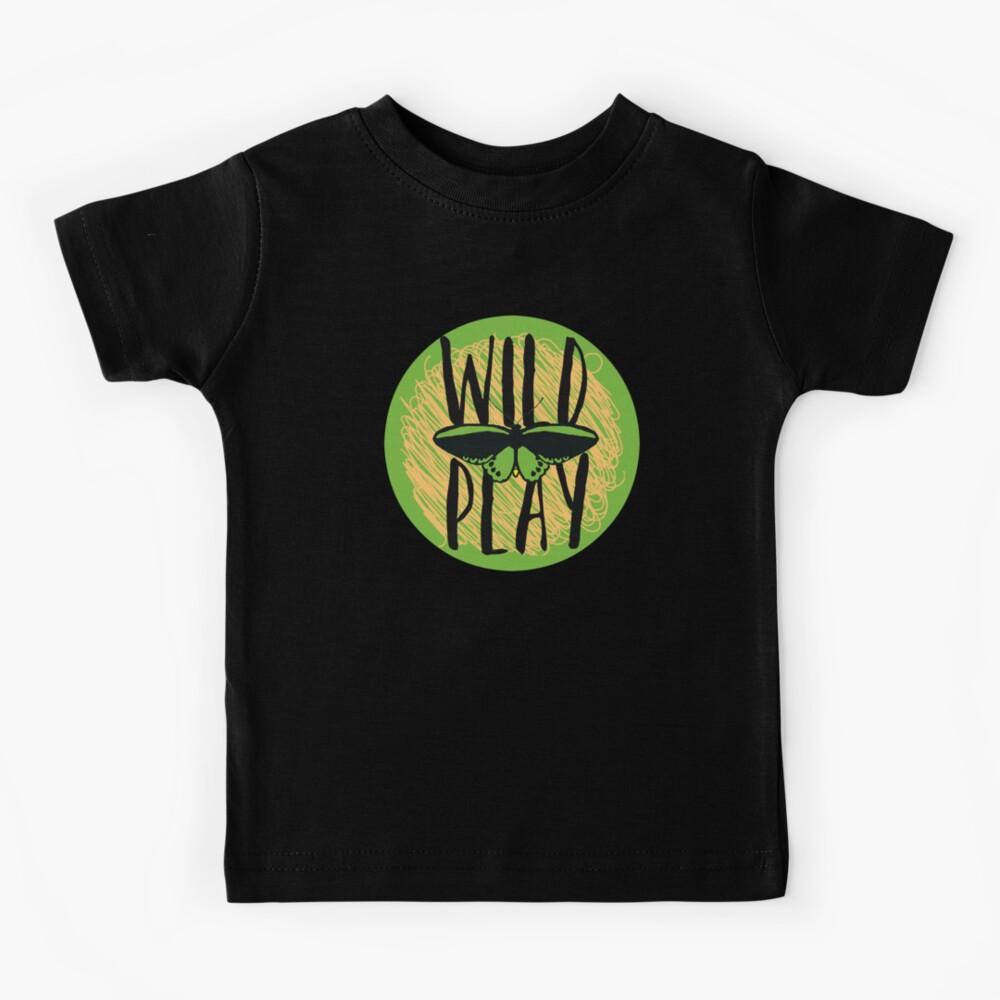 Wild Play Kids T-Shirt