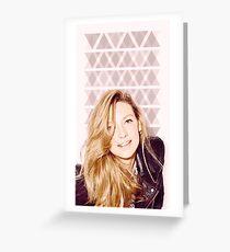 Anna Torv Greeting Card
