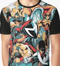 HANNA-BARBERA SUPER HEROES Graphic T-Shirt