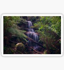 Ferntree Falls Flowing Sticker