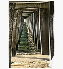 (✿◠‿◠) (◡‿◡✿ WATER UNDER THE PIER (✿◠‿◠) (◡‿◡✿ Poster