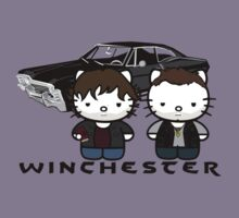 Sam & Dean Winchester - Supernatural Kitty