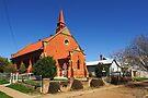 Presbyterian Church at Junee by Darren Stones