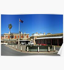 Junee Railway Station Poster
