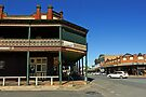 Commercial Hotel at Junee by Darren Stones