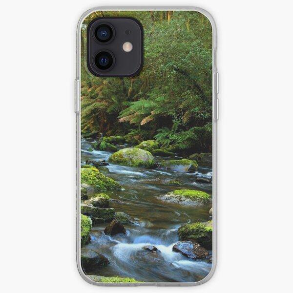 Hopetoun Falls iPhone Soft Case