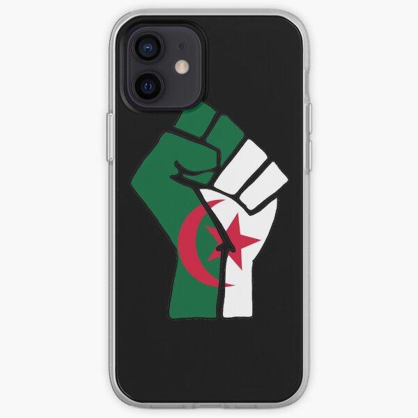 L'Algérie se lève! Coque souple iPhone
