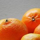 Mandarins by Darcy Overland