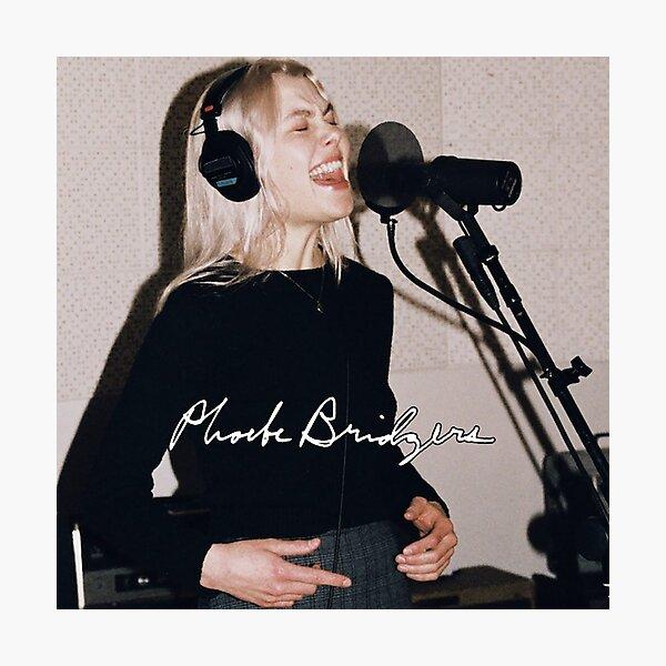 Ishak Phoebe music UK American Tour 2020 Photographic Print
