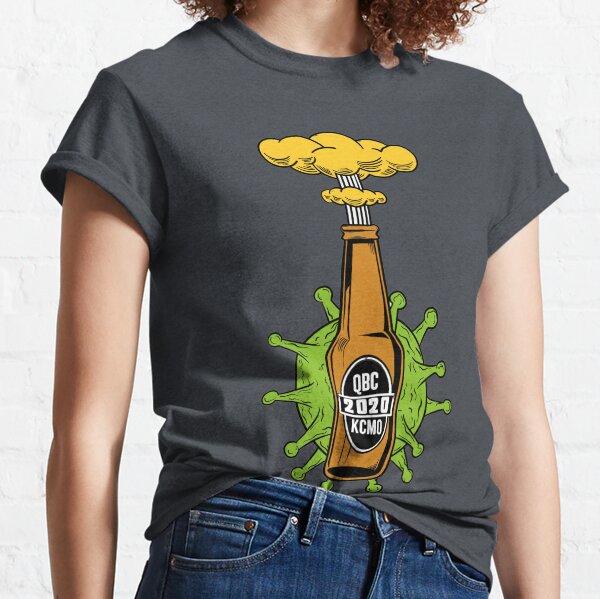Quarantined Beer Chugs  Classic T-Shirt