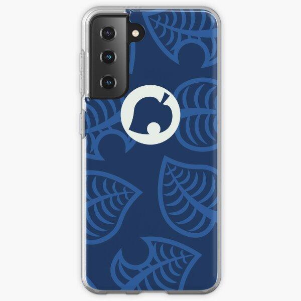 Dark Blue Nook Phone Inspired Design Samsung Galaxy Soft Case