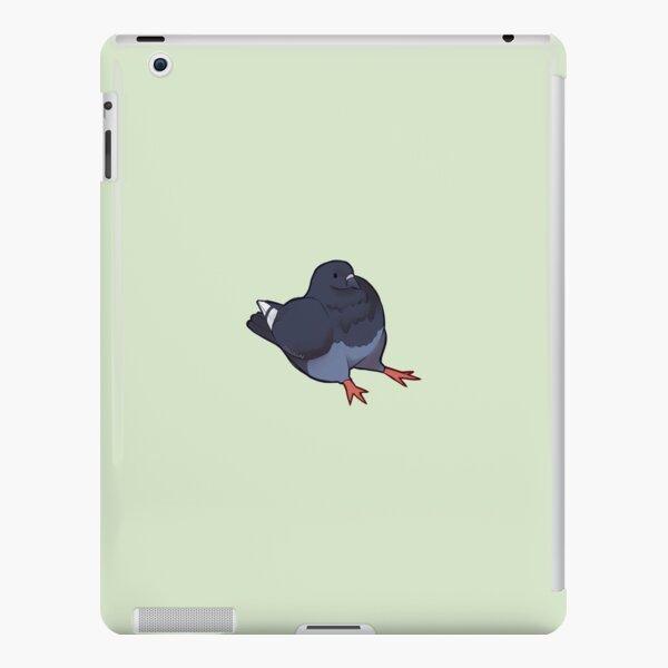 Sitting pigeon iPad Snap Case