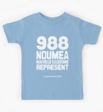 988 Nouméa Nouvelle-Calédonie Represent Kids Clothes