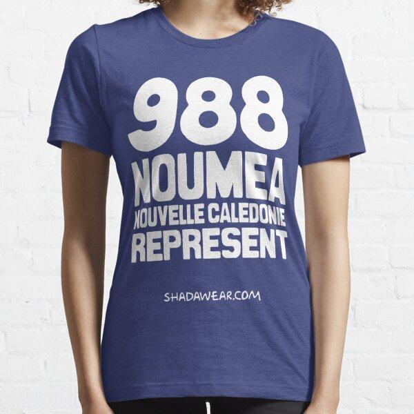 988 Nouméa Nouvelle-Calédonie Représenter T-shirt essentiel