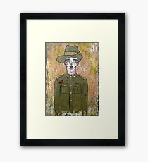 ROY JUST A BOY Framed Print