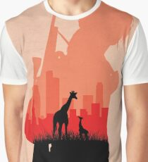 The last Hope Graphic T-Shirt