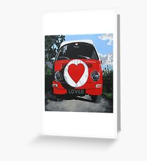 Loved Greeting Card