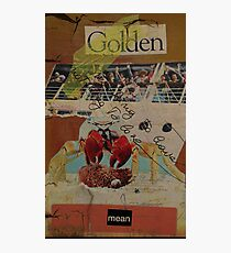 golden mean Photographic Print