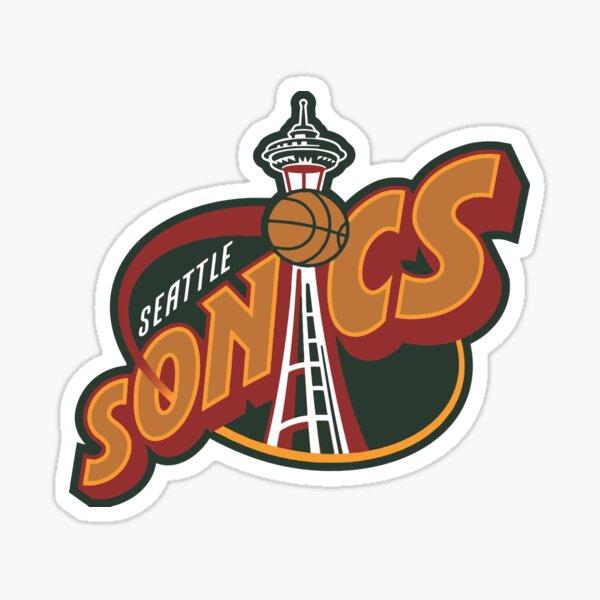 seattle sonic Sticker