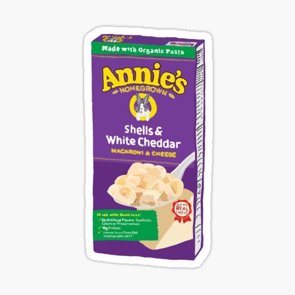 Annies Mac & Cheese Sticker