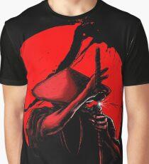 Samurai Slice Graphic T-Shirt