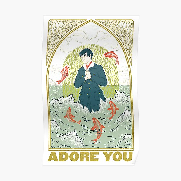 T'adore Poster