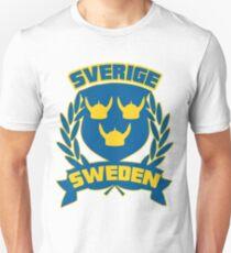 Sweden Slim Fit T-Shirt