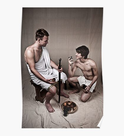 LOA - Hercules and his Boy Poster
